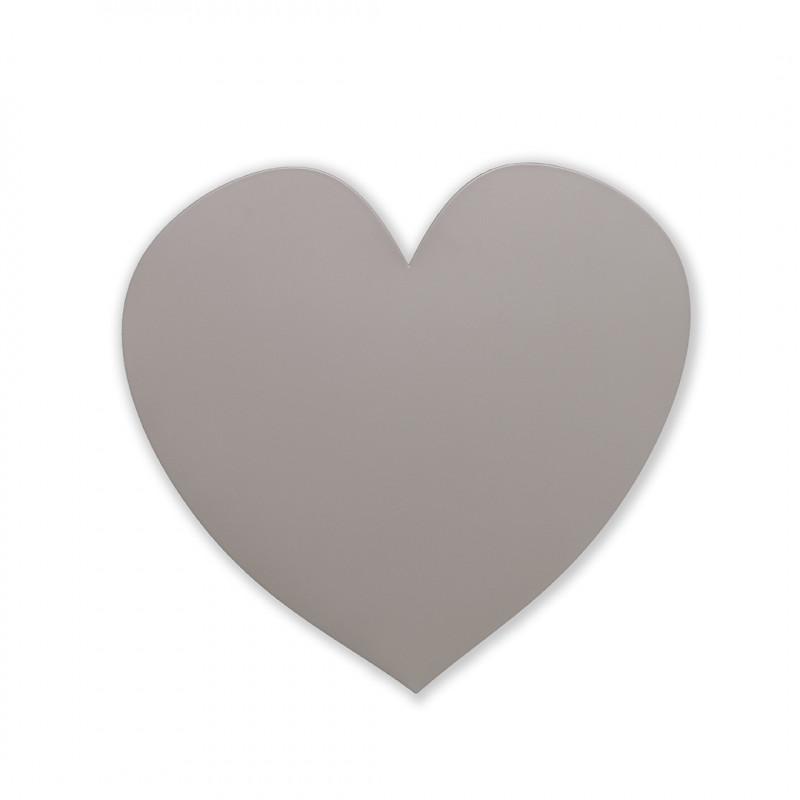 Silueta Lacada Corazón
