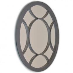Espejo rectangular  coronas