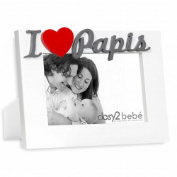 "PORTAFOTOS ""I LOVE"" SIMPLE"