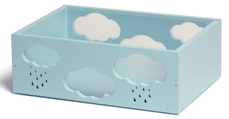 Caja NATURE de nubes color menta