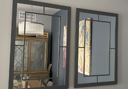 Rincones De La Casa Que Merecen Espejos Decorativos